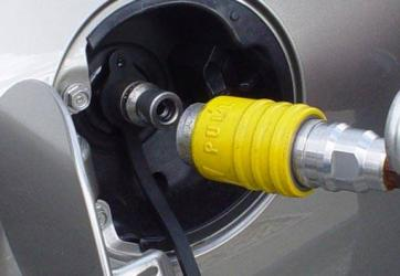 Compressed Natural Gas Siting Study