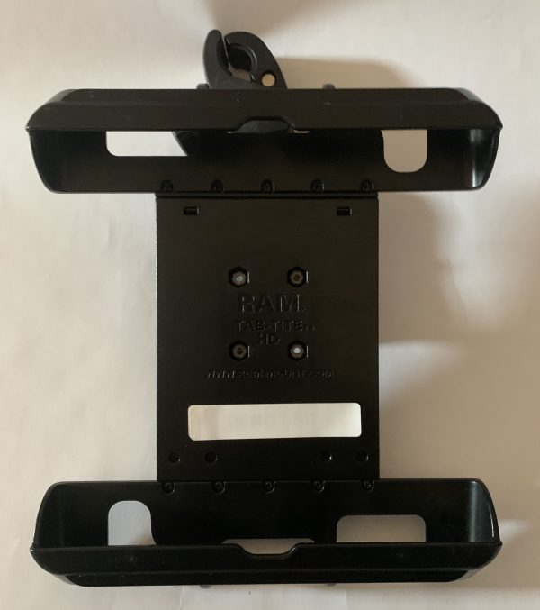 Tab Tite Ram Mount Front View