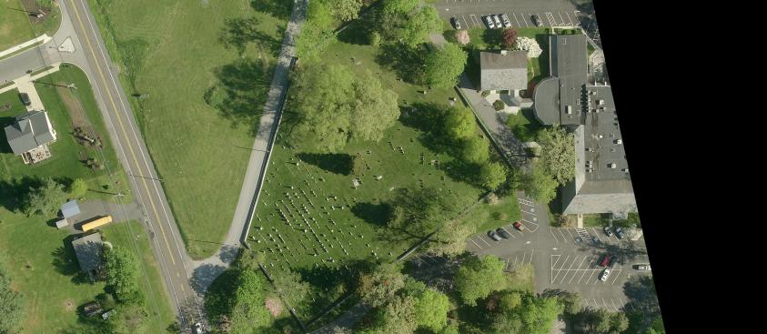 Cemetery Digital Mapping