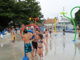 Red Lion Park Splash Park